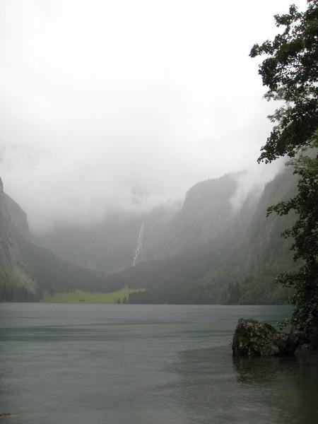 到了Obersee了