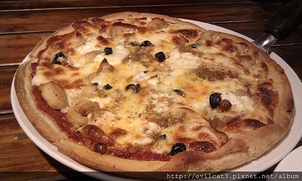 希臘風現作披薩