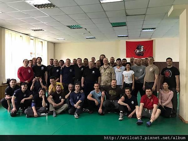 Seminar in Moscow @ Jun.,2017_01