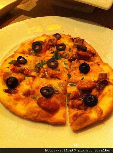 西班牙橄欖薄餅