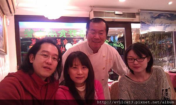 瑞麒+米雪兒+怡靜+老闆@春野新派川菜