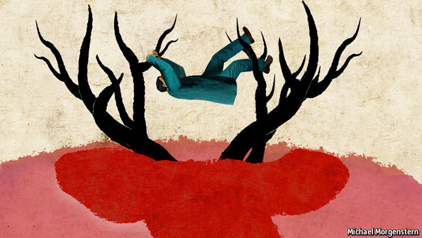 On the antlers of a dilemma