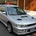 嘉義市-1998 IMPREZA STI GT-01
