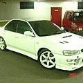台北市-Impreza 2.0 GT 1999年01
