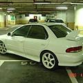 台北市-Impreza 2.0 GT 1999年02