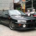 台北縣-2001 IMPREZA 2.0 GT