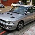 嘉義市-1998 IMPREZA STI GT-02