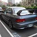 台北縣-1998 1.8 Impreza gt  look 精裝版-03