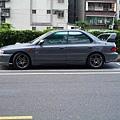台北縣-1998 1.8 Impreza gt  look 精裝版-04