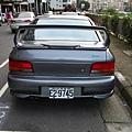 台北縣-1998 1.8 Impreza gt  look 精裝版-05