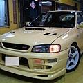 台北縣-2000年IMPREZA 2.0 GT-01