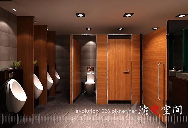 公共廁所-男1