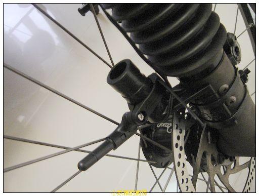 cannondale自行車左撇子專用碼錶03