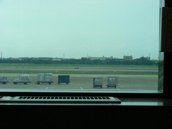 後機室的景觀