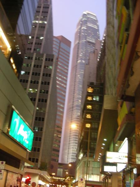 香港的房子真的都很高