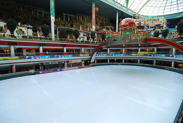 樂天世界溜冰場