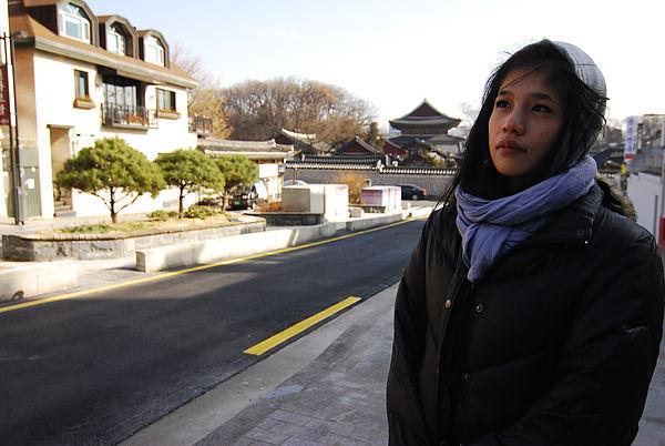 北村一景 有一部韓劇剛好家就在這!