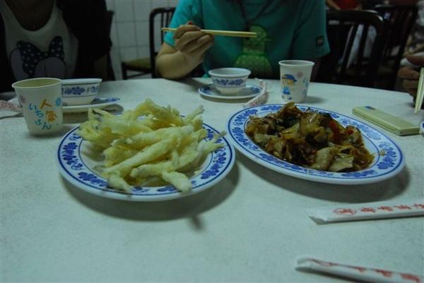 南寮魚港吃海產-新南興