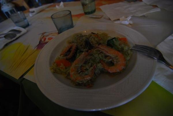 gogo的海鮮燉飯