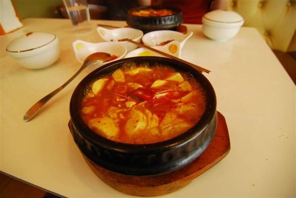 好好吃的豆腐鍋