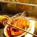 熱炒年糕25,000w 魚串5,000*2