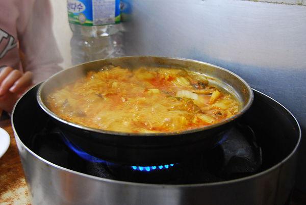 光化門有名泡菜鍋-光化門家 泡菜鍋6,000W
