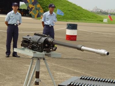 DEFA554型30公厘機砲