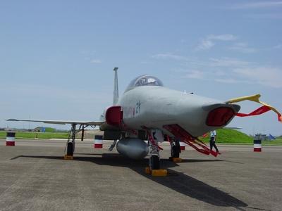RF-5E 虎眼式偵察機 Tigereye