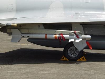 R550 MagicII 魔法二型空對空飛彈