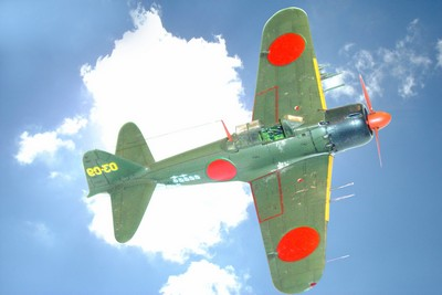 零式戰鬥機 A6M ZERO