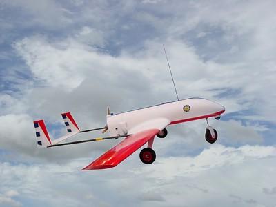 中翔二號無人飛行載具 UAV