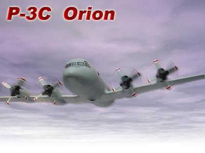 P-3C 獵戶座式反潛巡邏機