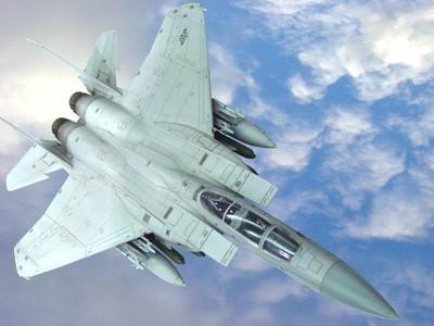 F-15 鷹式戰鬥機 Eagle