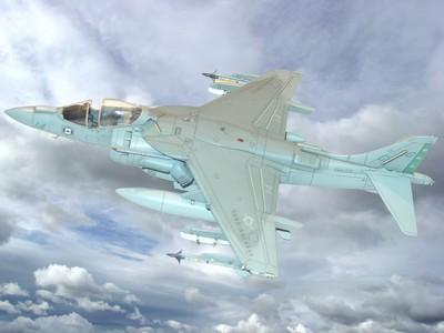 AV-8B 獵鷹式戰鬥機