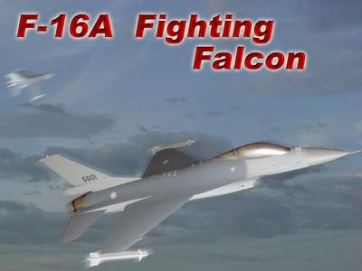 F-16A Block20 戰鬥機
