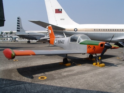 PL-1B 介壽號初級教練機