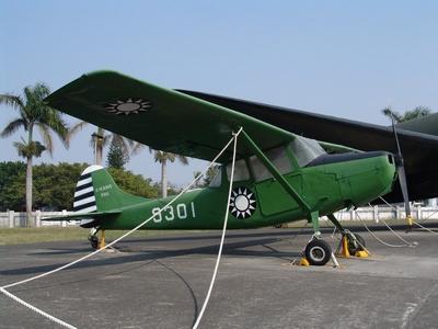 O-1G 獵鳥犬式空中管制機