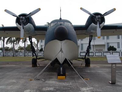 HU-16 信天翁式水陸兩用救護機