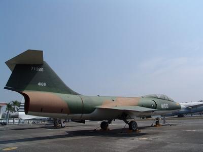 F-104D Starfighter
