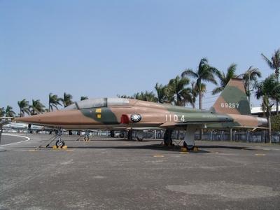 F-5B 自由鬥士式雙座型戰鬥教練機  Freedom