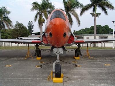 T-33A 射星式噴射教練機