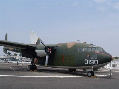 C-119G 空中車廂式運輸機