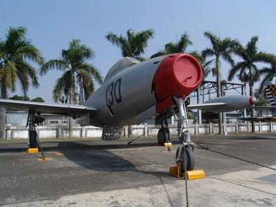 F-84G 雷霆式戰鬥轟炸機