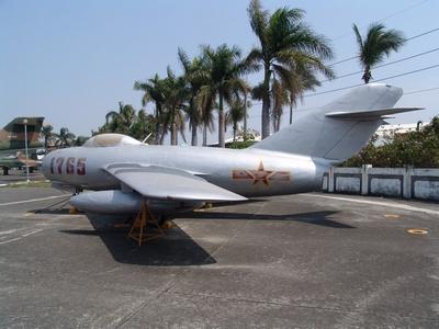MiG-15 戰鬥機 Fagot