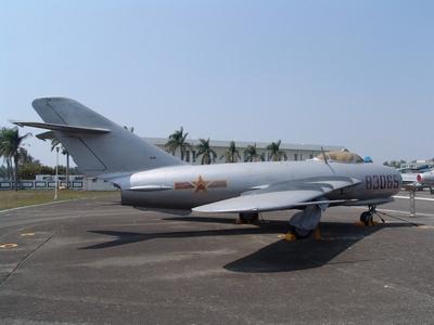 MiG-17 戰鬥機 Fresco