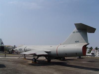 F-104A 星式戰鬥攔截機 Starfighter