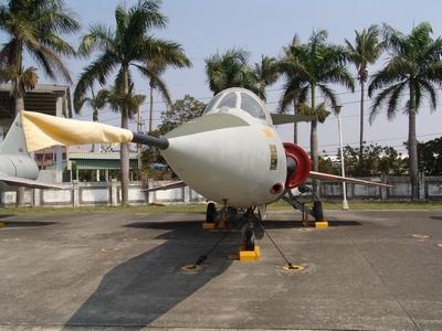 F-104G 星式戰鬥攔截機 Starfighter