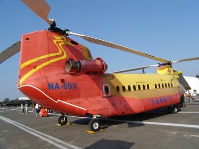 波音234MLR 運輸直升機