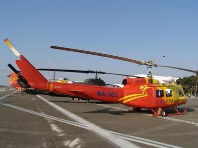 UH-1H 搜救直升機