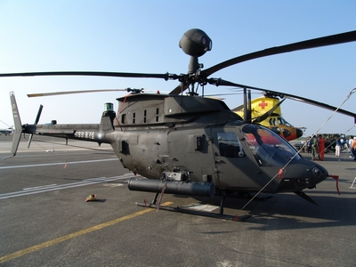 OH-58D 戰搜直升機